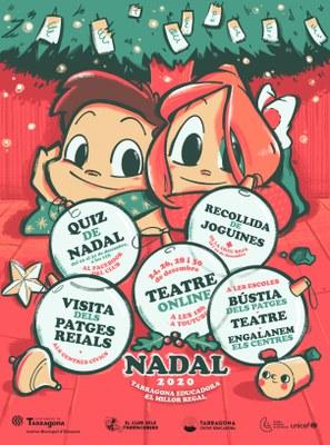 Activitats de Nadal del Club dels Tarraconins