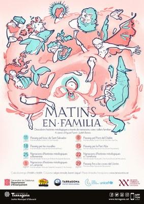 L'Ajuntament de Tarragona organitza 'Matins en família' tots els diumenges de juliol i agost