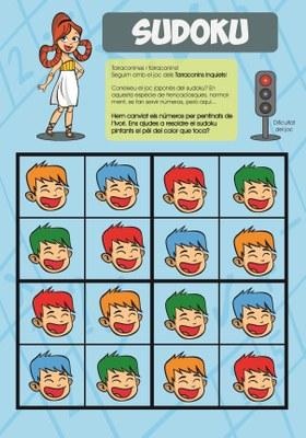 Solució del Sudoku - 16/04