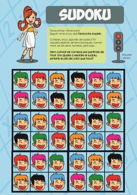 Solució del Sudoku - 27/04